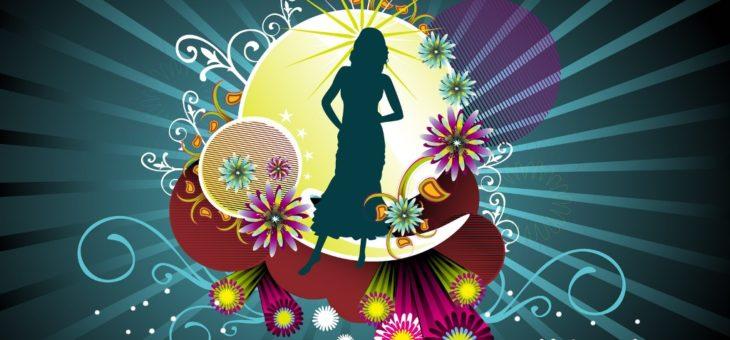 Женщины села объединяйтесь, в праздник к нам присоединяйтесь!