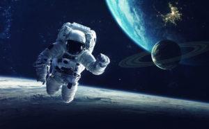 """Познавательный час """"И стало людно в звёздном океане"""" ко Дню космонавтики"""