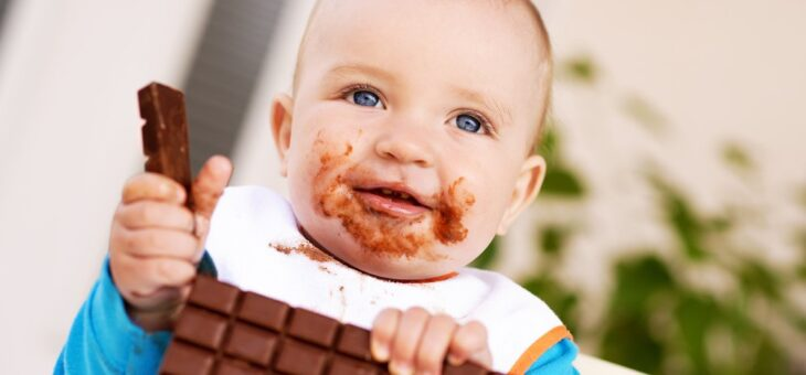 Конкурс для сладкоежек «Шоколадные фантазии»