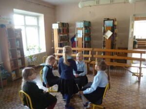 Дети Алтая читают Мерзликина