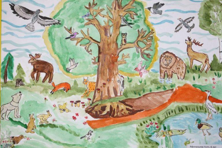 Картинки в защиту природы и животных