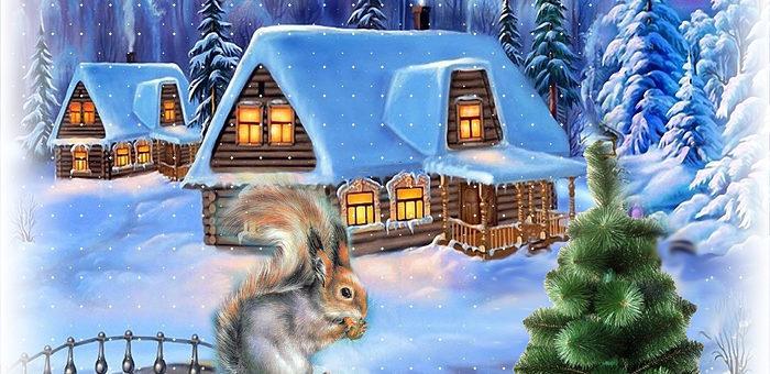 Библиокафе «Зимняя сказка»
